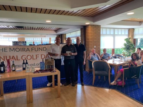 The Moira Fund Golf Day 2019